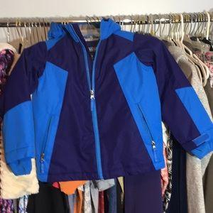 Lands End Winter coat jacket